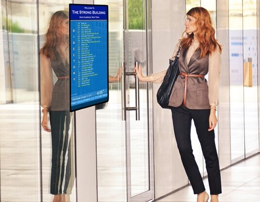 Building Directory, Directory Display, Directory Sign, Office Display