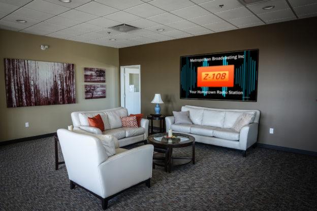 Lobby Display, Branding, Logo Display, Logo Sign, Video Branding, Video Logo