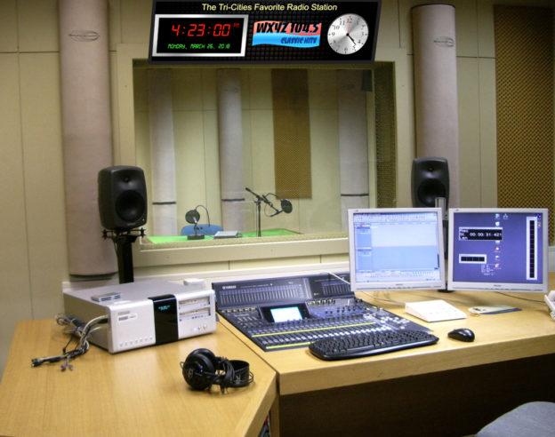 Stretch Clock in Studio